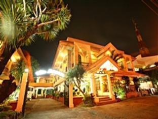 Villa Margarita Hotel Davao Stadt - Hotel Aussenansicht