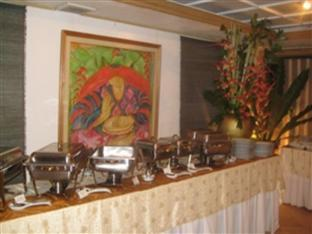โรงแรมวิลล่า มาร์การิตา เมืองดาเวา - ภัตตาคาร