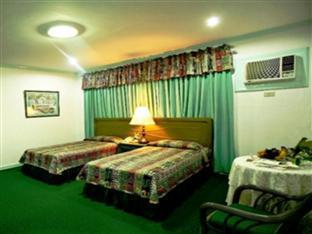 Villa Margarita Hotel Davao Stadt - Gästezimmer