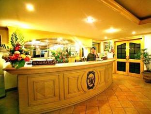 Villa Margarita Hotel Давао - Рецепция