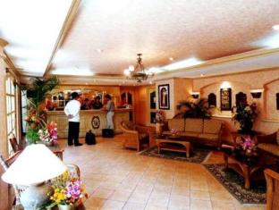 โรงแรมวิลล่า มาร์การิตา เมืองดาเวา - เคาน์เตอร์ต้อนรับ