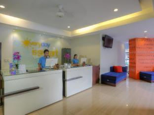 Everyday Smart Hotel Kuta Bali Bali - Receptie