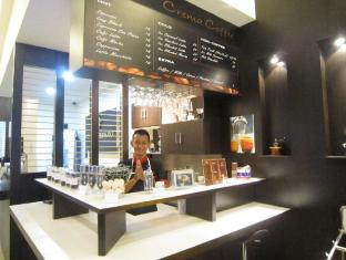 Wisma Sederhana Budget Hotel Medan - kavarna