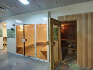 Marina View Deluxe Hotel Apartment Dubai - Sauna & Steam