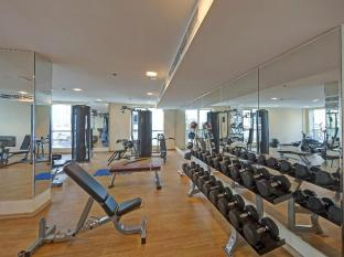 Marina View Deluxe Hotel Apartment Dubai - Fitness Room