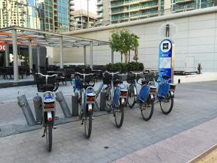 Marina View Deluxe Hotel Apartment Dubai - Public Bicycles