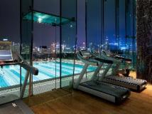 Hotel Icon: fitness room