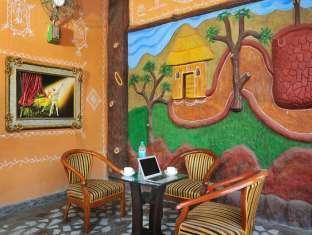 Hotel Shivdev International New Delhi and NCR - Roof Top Restaurant