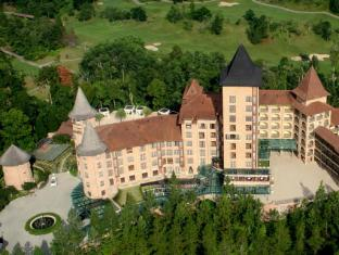 The Chateau Spa & Organic Wellness Resort Bentong - Aerial View