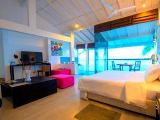 Cantaloupe Aqua Beach Club Hotel Unawatuna - Aqua ultra chic Room