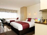 Pokój z dwoma łóżkami Deluxe