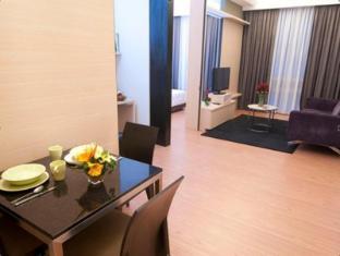 Swiss Garden Residences Kuala Lumpur Kuala Lumpur - One Bedroom Premier