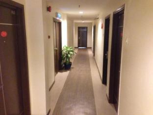 My Hotel @ Bukit Bintang Kuala Lumpur - notranjost hotela