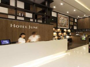 Hotel June Taipei - Interior