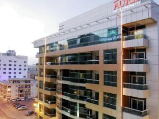 Auris Hotel Apartments Deira Dubai - Exterior