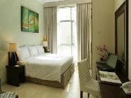 Estudi clàssic amb 2 llits individuals