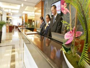 Auris Hotel Apartments Deira Dubai - Reception
