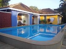 Baia Do Sol Hotel: swimming pool