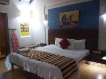 Baia Do Sol Hotel: guest room