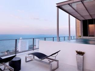 Northpoint Private Residence Club Pattaya - Roof top view