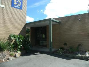 Parkwood Motel & Apartments Geelong - reception entry