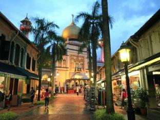 Aliwal Park Hotel Singapore - Surroundings