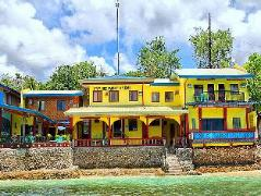 Hotel in Philippines Davao | Capt. Hook's Red Parrot Inn