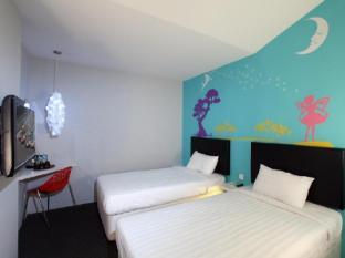 Bliss Boutique Hotel Johor Bahru - Designer Standard Twin (no window)