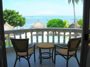 Linaw Beach Resort and Restaurant Bohol - balkon/terasa