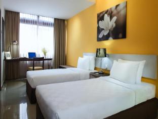 Fahrenheit Suites Kuala Lumpur Kuala Lumpur - Twin Bedded Room