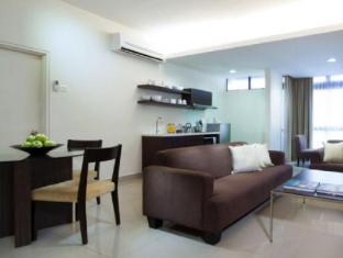 Fahrenheit Suites Kuala Lumpur Kuala Lumpur - Guest Room