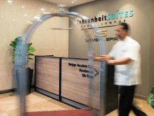 Fahrenheit Suites Kuala Lumpur Kuala Lumpur - Concierge Counter