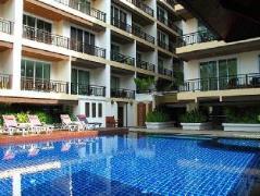 Jomtien Beach Penthouses Thailand