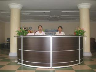 Phkar Chhouk Tep Phnom Penh - Reception Desk