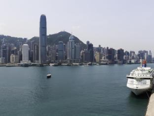 Marco Polo HongKong Hotel Hong Kong - Pandangan