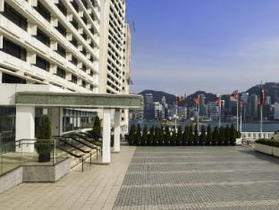 Marco Polo HongKong Hotel Hong Kong - Otelin Dış Görünümü