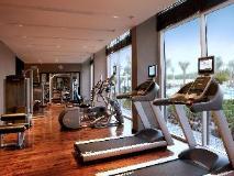 Centro Sharjah Hotel: fitness room