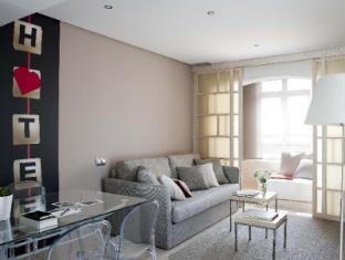 Eric Vökel Boutique Apartments – Gran Via Suites Barcelona - Living Room