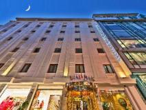 exterior istanbul hotels bekdas hotel deluxe istanbul interior entrance
