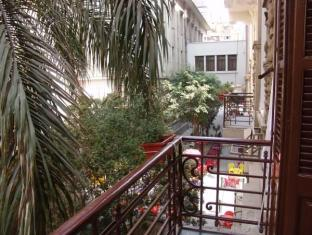 Hotel Royal Cairo - Balcony/Terrace