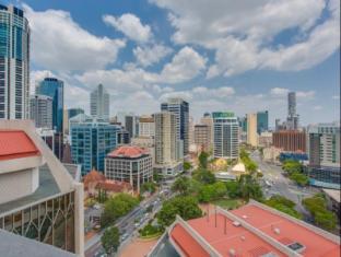 Republic Serviced Apartments Brisbane - View