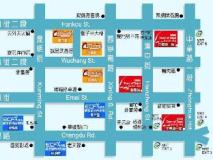 ECFA Hotel: map