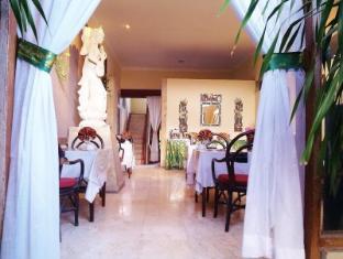 Hotel Sanur Indah Bali - dining area