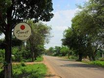 River View Resort: entrance