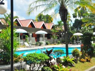 Maharajah Hotel Angeles / Clark - Swimming Pool