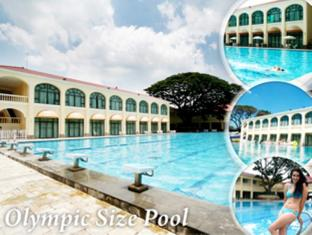 Fontana Hotel and Villas - Fontana Hot Spring Leisure Parks Angeles / Clark - Olympic size Pool