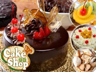 Fontana Hotel and Villas - Fontana Hot Spring Leisure Parks Angeles / Clark - Cake shop
