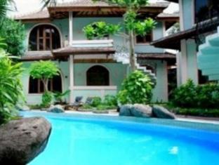 Villa Puri Royan Балі - Зовнішній вид готелю