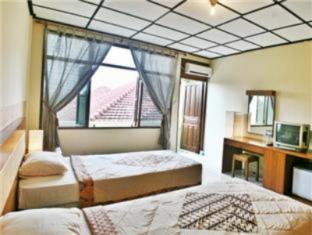 Villa Puri Royan Bali - Vendégszoba