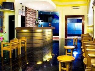 Mervit Hotel Padang - Interior